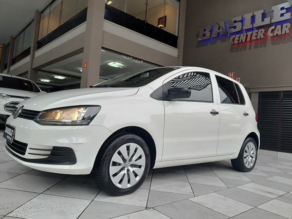 Volkswagen Fox 1.0 Trendline 8v Flex 2015