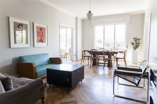 Imagen 1 de 19 de Departamento En Venta De 4 Dormitorios En Santiago