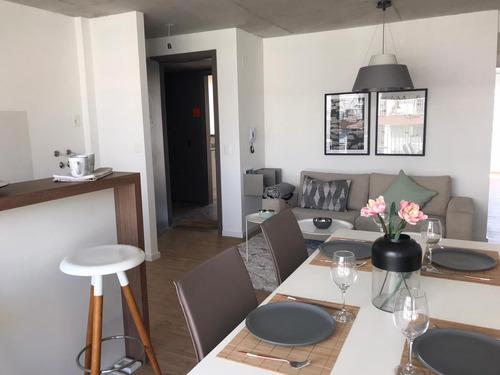 Apartamento 2 Dormitorios, Edificio Con Beneficios Impositivos, Amenities