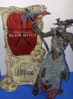 Blair Witch - Mcfarlane Movie Maniacs Loose Bruja De Blair