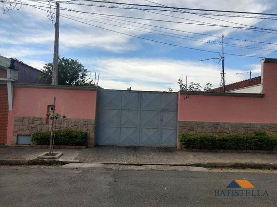 Barracão Comercial Para Locação, Vila Cidade Jardim, Limeira. - Ba0049