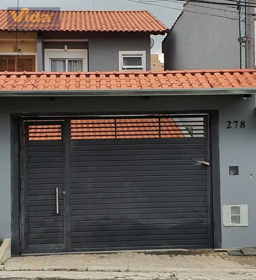 Casa Assobradada À Venda Em Bela Vista - Osasco - 41974