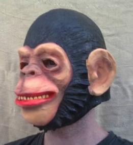 Mascara Artesanal Macaco - Latex Super Luxo Original