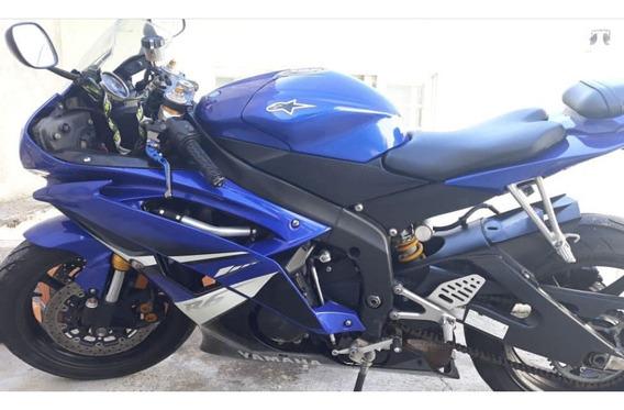 Yamaha Yzf R6 2008 Super Oportunidade! Com Apenas 24mil Km