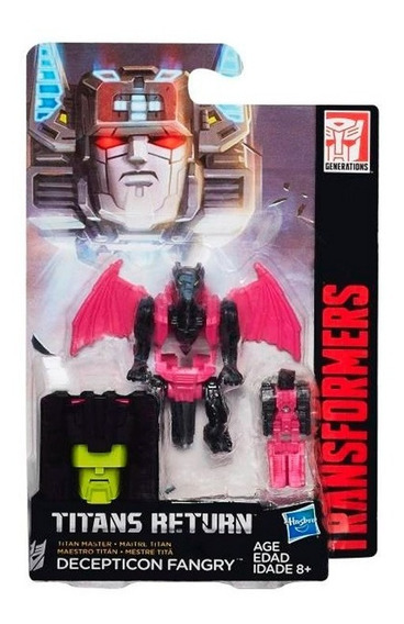 Transformers Generacion Titan Master B4697ma02