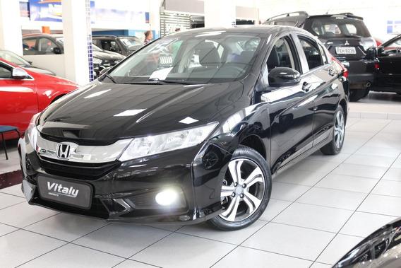 Honda City Lx Automatico 2015 Flex Baixo Km