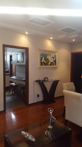 Imagem 1 de 16 de Cobertura Duplex À Venda, 3 Quartos, 1 Suíte, 2 Vagas, Silveira - Belo Horizonte/mg - 1357