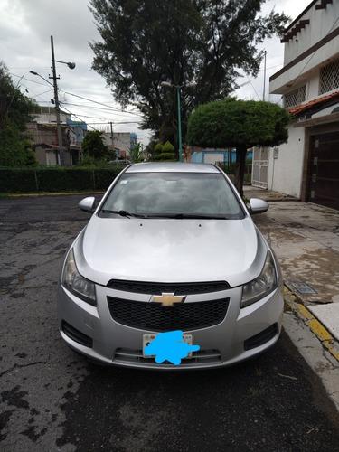 Imagen 1 de 12 de Chevrolet Cruze 2010 1.8 A Ls Aa Cd Mp3 R-16 At
