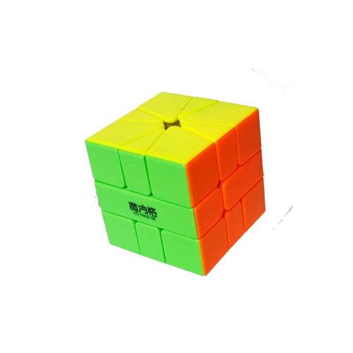 Square 1 Cubo Magico Mofange Qiyi Stickerless Full Color Pro