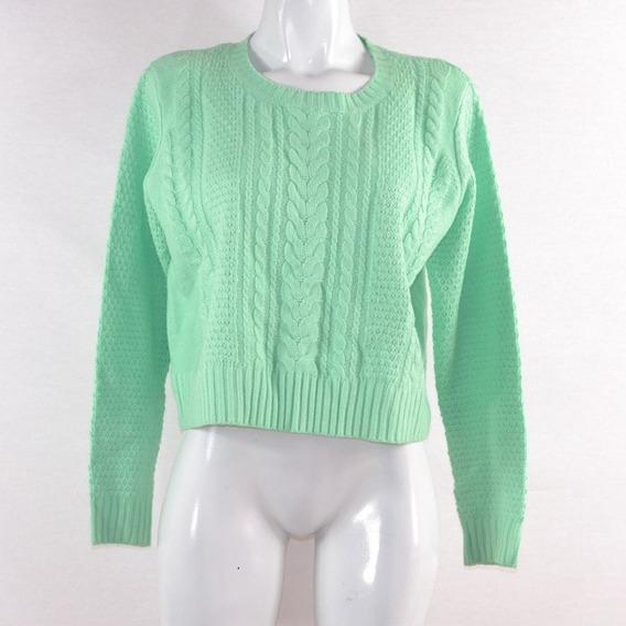 Suéter Verde Pistache LMrsp$500