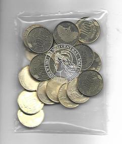 Monedas $ 10 Series Árboles Bolsa X 20 Termosellada Palermo