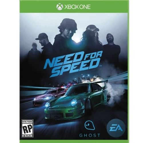 Need For Speed Xbox One Somente Online (legendado Português)