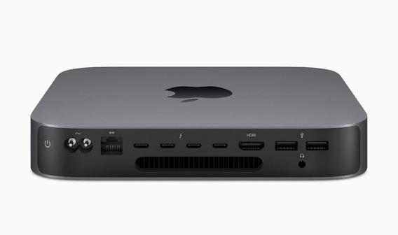 Mac Mini Mrtt2 Original 256ssd Lacrado Na Caixa