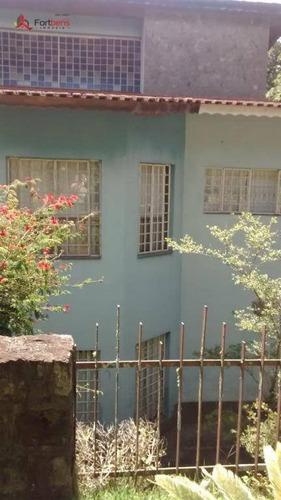 Sobrado Com 3 Dormitórios À Venda, 203 M² Por R$ 1.200.000 - Alpes De Caieiras - Caieiras/sp - So0699