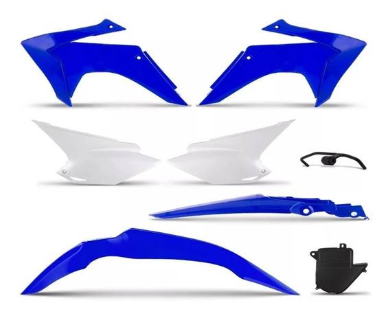 Kit Plasticos Honda Crf 230 Azul Pro Tork Sportbay