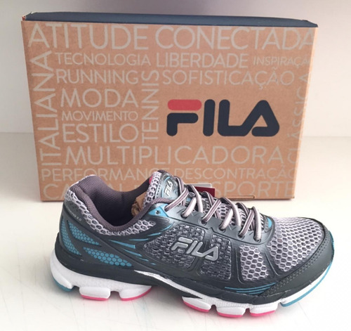 Tênis Adulto Feminino Striking Fila Ref-715413