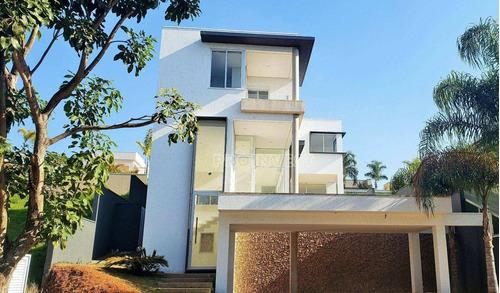 Casa Com 4 Dormitórios À Venda, 450 M² Por R$ 2.500.000,00 - Granja Viana - Cotia/sp - Ca16667