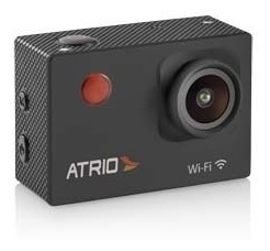 Câmera Esportiva Full Hd 12 Mp Wi Fi Atrio Fullsport Dc184