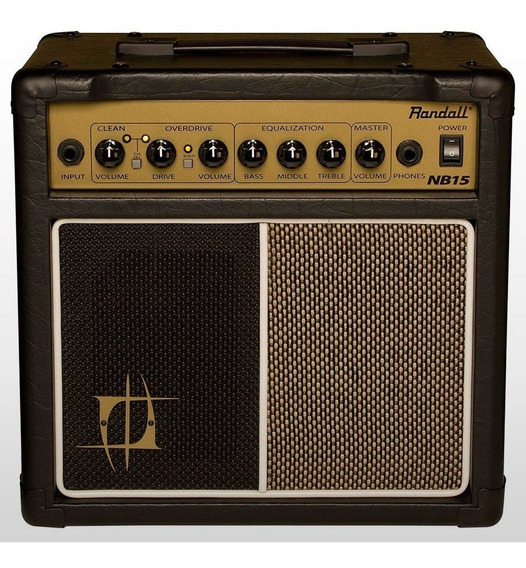 Amplificador Guitarra Randall Nuno Bettencourt 15w