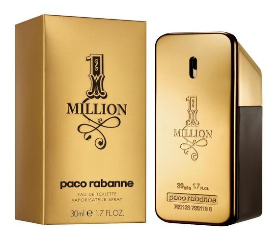 Paco Rabanne One Million Edt Masculino 30ml