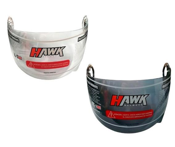 Visor Casco Rebatible Hawk Rs5 11 Original Vector Fas Motos