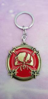 Chaveiro Iron Maiden Final Frontier Oficial Merchandising
