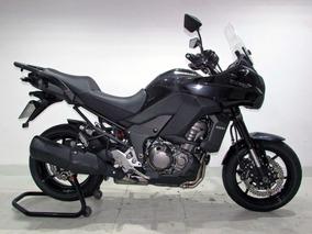 Kawasaki Versys 1000 Abs 2015 Preta