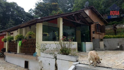 Chácara Residencial À Venda, Boa Vista, Mairiporã. - Ch0152