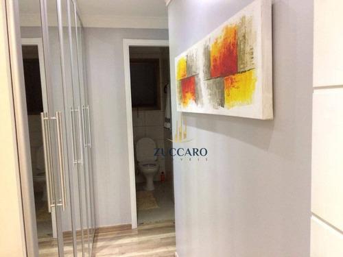 Apartamento À Venda, 134 M² Por R$ 850.000,00 - Vila Progresso - Guarulhos/sp - Ap15947