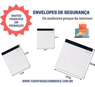 Envelope De Segurança 60x50 100 Pçs