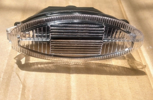 Luz Placa Bumper Trasero Chevrolet Corsa