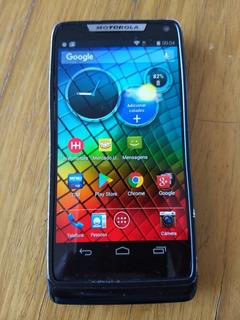Celular Motorola Xt890 Razr 8gb Em Bom Estado Funcionando