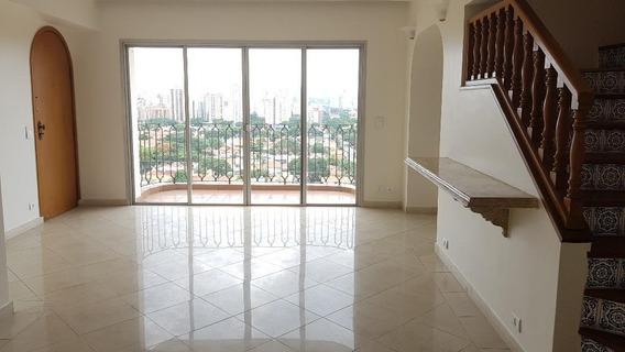 Cobertura Residencial Em São Paulo - Sp - Co0071_sales