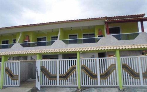Imagem 1 de 12 de Casa Com 2 Dorms, Jardim Trevo, Praia Grande - R$ 180 Mil, Cod: 4041 - V4041