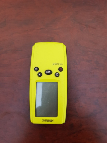 Garmin Geko 201 Waterproof Hiking Gps (yellow)¿¿