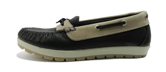 Zapatos Kaprise Mocasines Cuero 3820