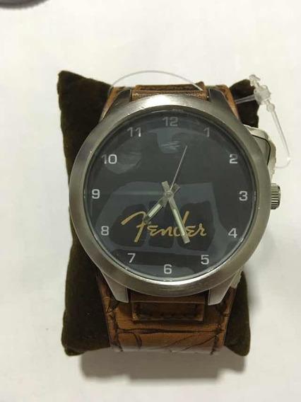 Relógio Fender Colecionador