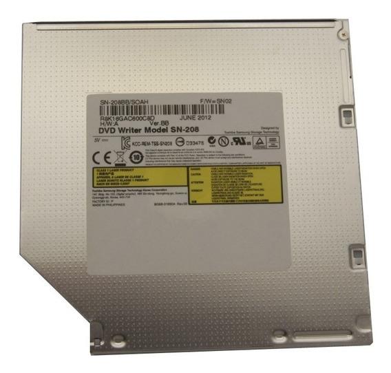 Gravador De Dvd Sn-208 De Notebook Positivo S1991 Novo