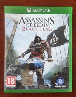 Xbox One Assassins Creed Iv Black Flag Fisico =nuevo Canje
