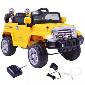 Jipe Elétrico Infantil Com Controle Remoto 927600 Belfix