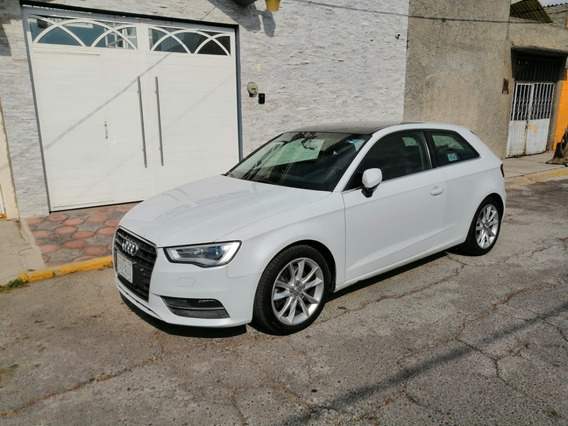 Audi A3 Attraction 2014 1.8 Turbo 180 Hp