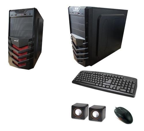 Imagen 1 de 9 de Computador Cpu Core I5 9na  8gb Ram Ssd 240  !nuevoi I3 / I7