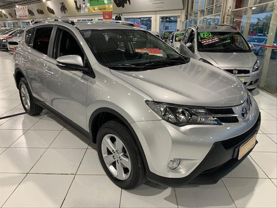 Toyota Rav4 Rav 4 2.0 4x2 Automática - 2014 - Prata