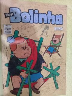 Hq - Bolinha - Ano Vi N 6 - Junho De 1962 - Ed Record-usado