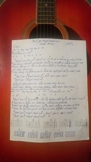 Partituras Canciones Rock Baladas