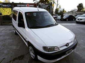 Peugeot Partner 1.9d Patagonica 2001