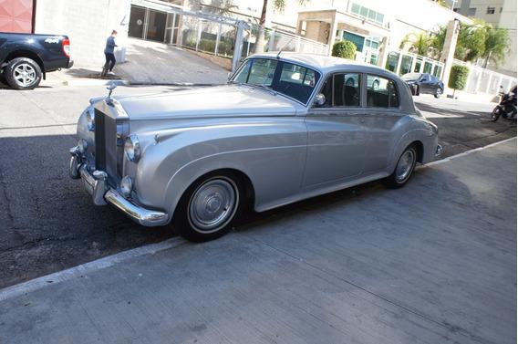 Rolls Royce 1959 Silver Cloud