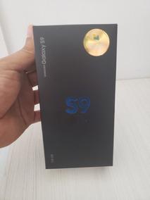 Caixa Samsung S9 Com Fone Original