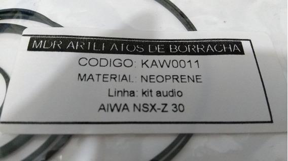 Kit Correias Som Aiwa Nsx-z30