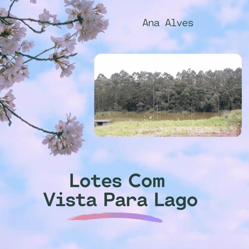 Lotes Plainos E Limpos Com Vista Pro Lago